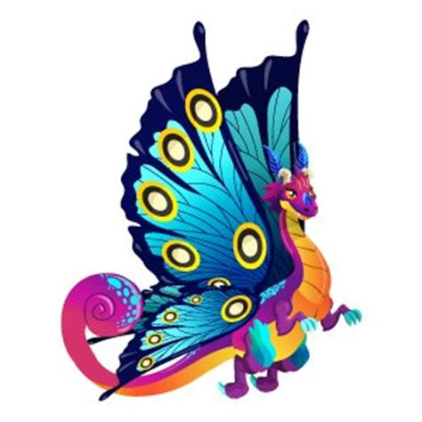 How to Breed Butterfly Dragon in Dragon City - Dragon City ...