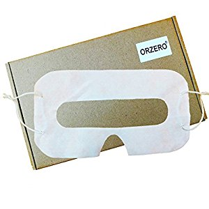 Amazon.com: [50 Pcs]Orzero VR Disposable Sanitary White ...