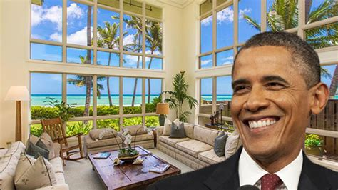 Obama Family's Vacation Rental in Hawaii Asks $10.5M - Curbed