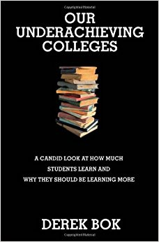 Our Underachieving Colleges: A Candid Look at How Much ...