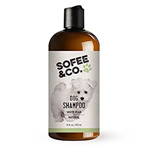: Amazon.com: Sofee & Co. White Pear Natural Dog Shampoo ...