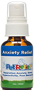 Amazon.com : Dog Anxiety Relief - Soothes Dogs With ...