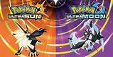 Pokémon ​Ultra Sun and Ultra Moon​