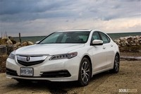 Acura TLX (P-AWS), Front Drive Models
