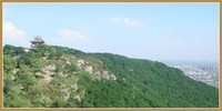 Yushan National Forest Park Jianmen Scenic Area,