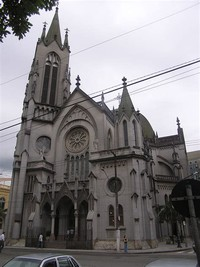 Our Lady of the Rosary Cathedral, Santos