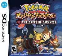 Pokémon ​Mystery Dungeon: Explorers of Darkness/Time​
