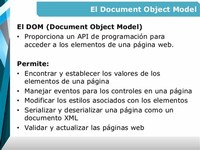 Document ​Object Model​