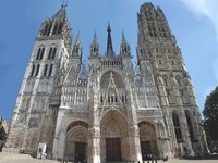 Rouen ​Cathedral​