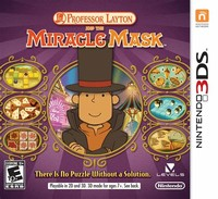 Professor ​Layton and the Miracle Mask​