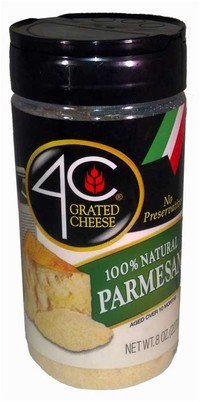 Low-Sodium Parmesan Cheese