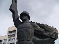 Monument to the Liberator Soldier