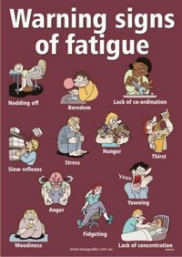 Tiredness and Fatigue