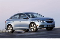 Small car: Chevrolet Cruze