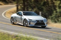 8th Place: Lexus LC 500