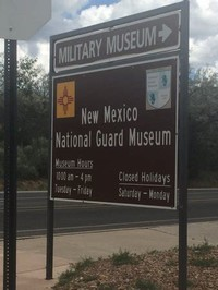 New Mexico National Guard Museum