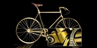 Aurumania Crystal Edition Gold Bike – $114,400