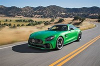 5th Place: Mercedes-AMG GT R