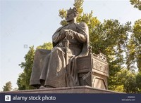 Monument of Emir Timur