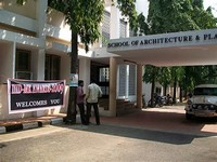 Anna ​University School of Architecture and Planning​
