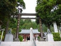 Afuri Shrine Honsha
