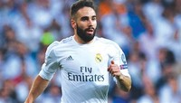 Dani Carvajal — Real Madrid Defender