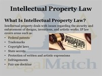 Intellectual Property Lawyer