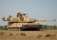 Abrams M1A2, United States of America