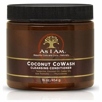 As I Am Coconut CoWash, $7.99
