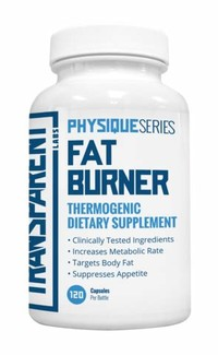 Transparent Labs PhysiqueSeries Fat Burner – Best Reviewed