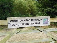 Oughtonhead Nature Reserve