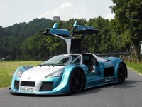 10 Gumpert Apollo Speed (7:11.57)
