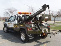 Hook and Chain Tow Trucks