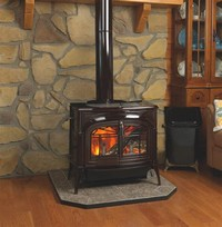 Wood-Burning and Pellet Stoves