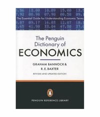 The Penguin ​International Dictionary of Finance​