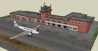 Model Airplane Airport,