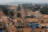 Central African Republic — GDP per Capita: $656 (£535)