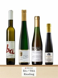 BA and TBA Riesling