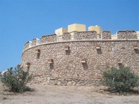 Bordj Ettork, Turkish Fort