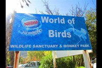 World of Birds Wildlife Sanctuary and Monkey Park