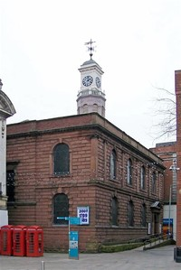 Holy Trinity Church, Warrington