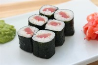 Tekkamaki (Tuna Thin Roll)