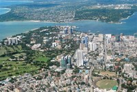 View of Dar Es Salaam