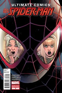 Ultimate ​Comics Spider-Man, Vol