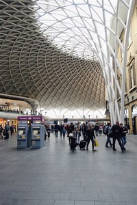London King's Cross Railway Station
