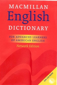Macmillan ​English Dictionary for Advanced Learners​