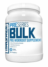 #1 PreSeries BULK – Performance Bulking Pre Workout