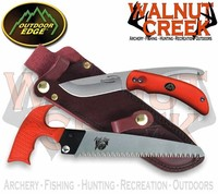 Outdoor Edge SZP-1 SwingBlaze-Pak Rotating 2-Blade Knife