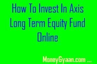 Axis LT Equity Fund(G)