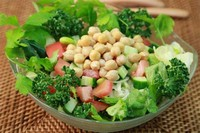 Eat Lots of Vegetables, Legumes, Beans and Fruit